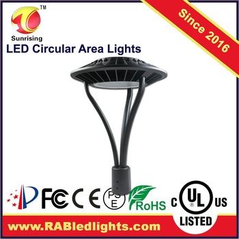 Outdoor IP65 High Power 100 170 Watt LED Street Light 50 75 watt led garden area light