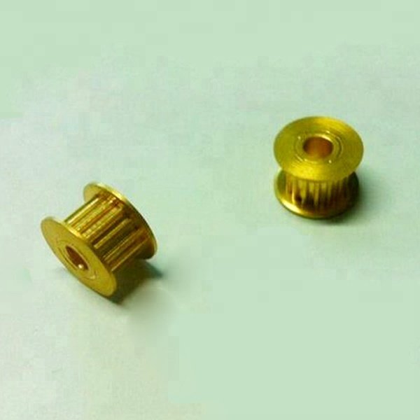 China factory brass material small pulley
