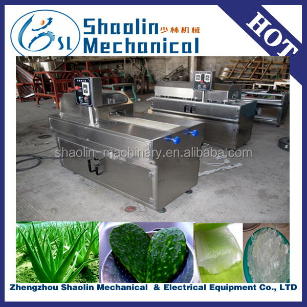 Multi-functional hot selling cactus peeling machine with best price