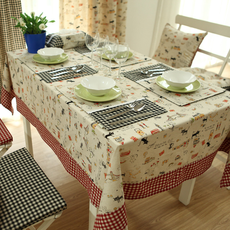 Dinette Table Covers