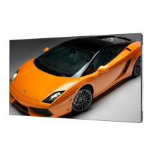 Large 55 video wall displays, 2x2 4K solution digital signage player
