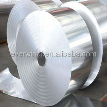 Roll Type Industrial Aluminium Foil Insulation Jumbo Roll