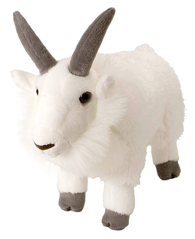c44c1eae2ab Get Quotations · Wild Republic Mountain Goat Plush