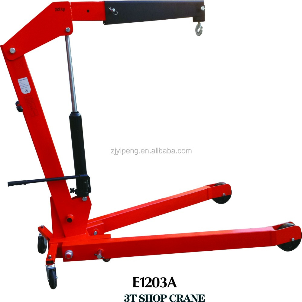 new item 3ton shop engine crane ce certification