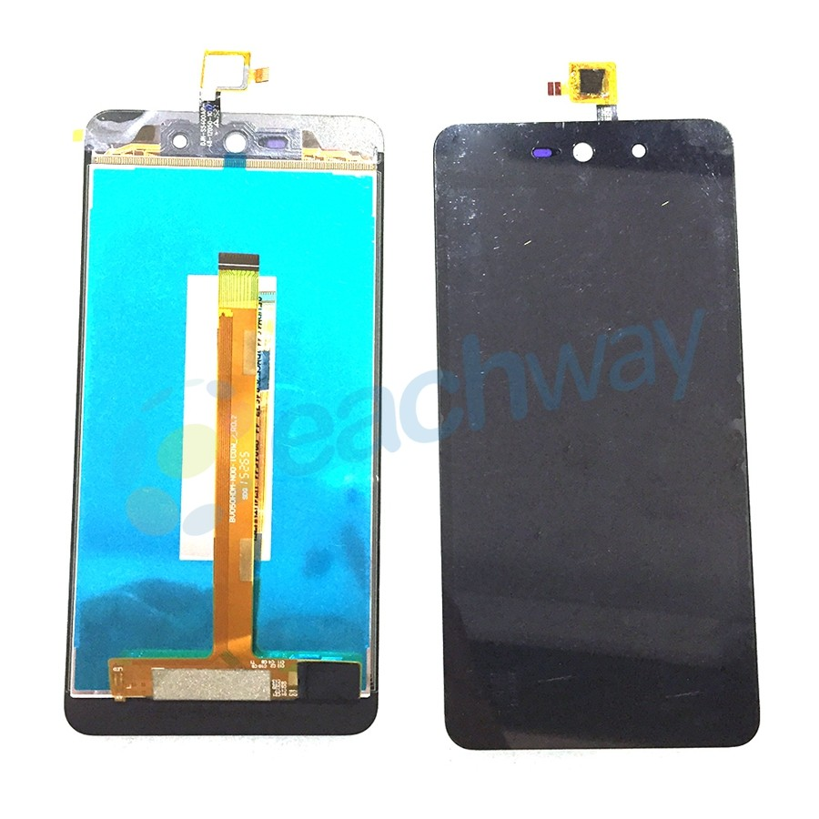 Mobile Phone Parts For Wiko Lenny2 Lcd Display Touch Screen Digitizer Assembly Repair Parts For Wiko Lenny2 With Tools Matching In Colour Mobile Phone Lcds
