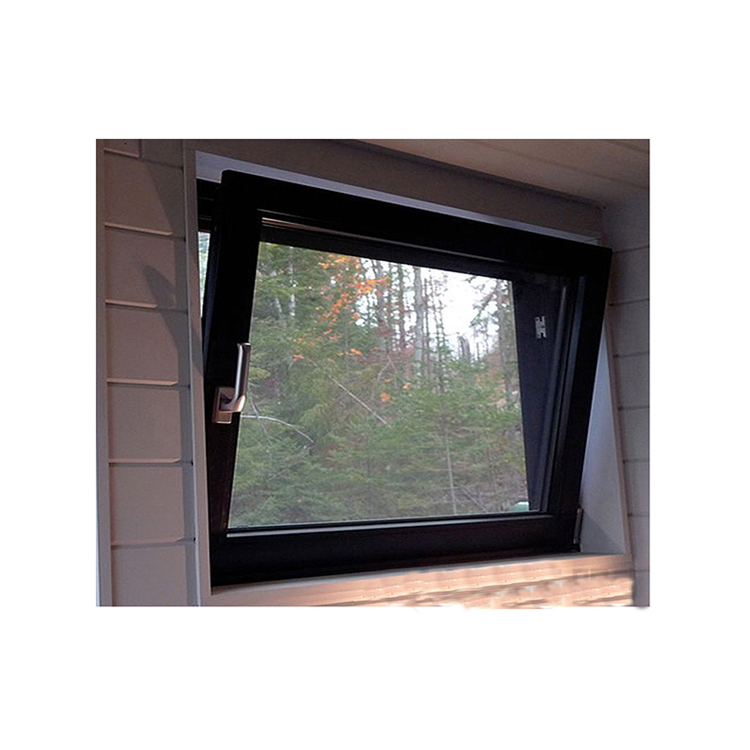 High Quality Thermally Broken Aluminium Tilt and Turn Window From China Top Supplier