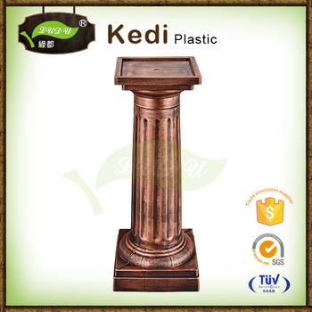 Factory outlet plastci decorative decorative polyurethane for Polyurethane columns