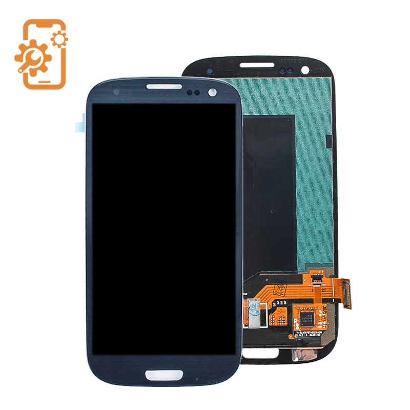 Full Touch Screen Digitizer LCD Display Assembly For Samsung S3 I9300