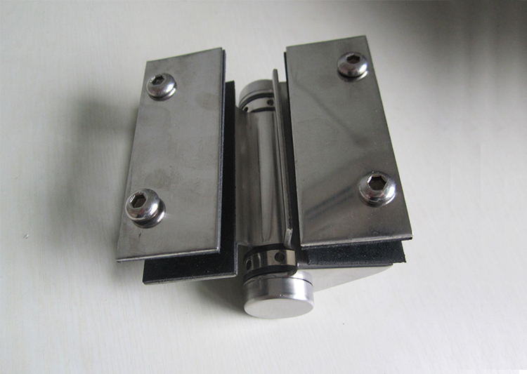 Spring Loaded Pivot : Spring loaded auto close hinge glass door manufacturers in