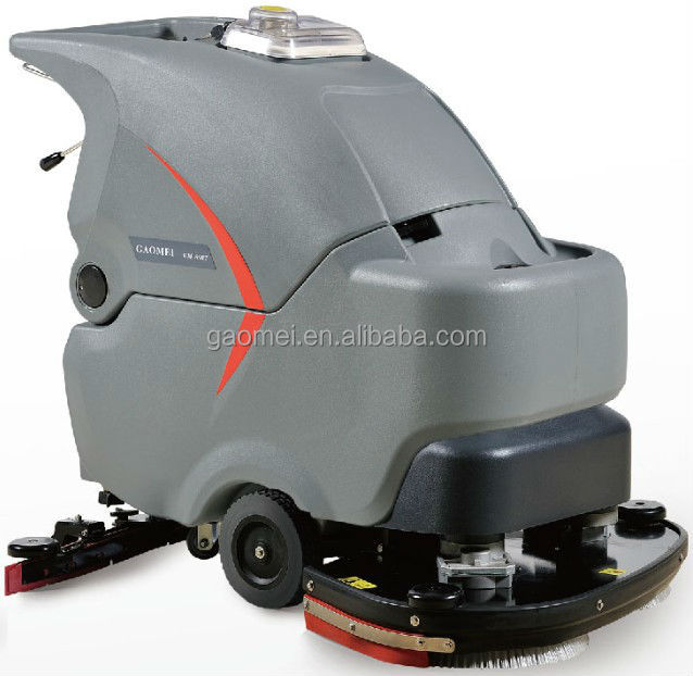 Double Disc Floor Scrubber, Double Disc Floor Scrubber Suppliers And  Manufacturers At Alibaba.com