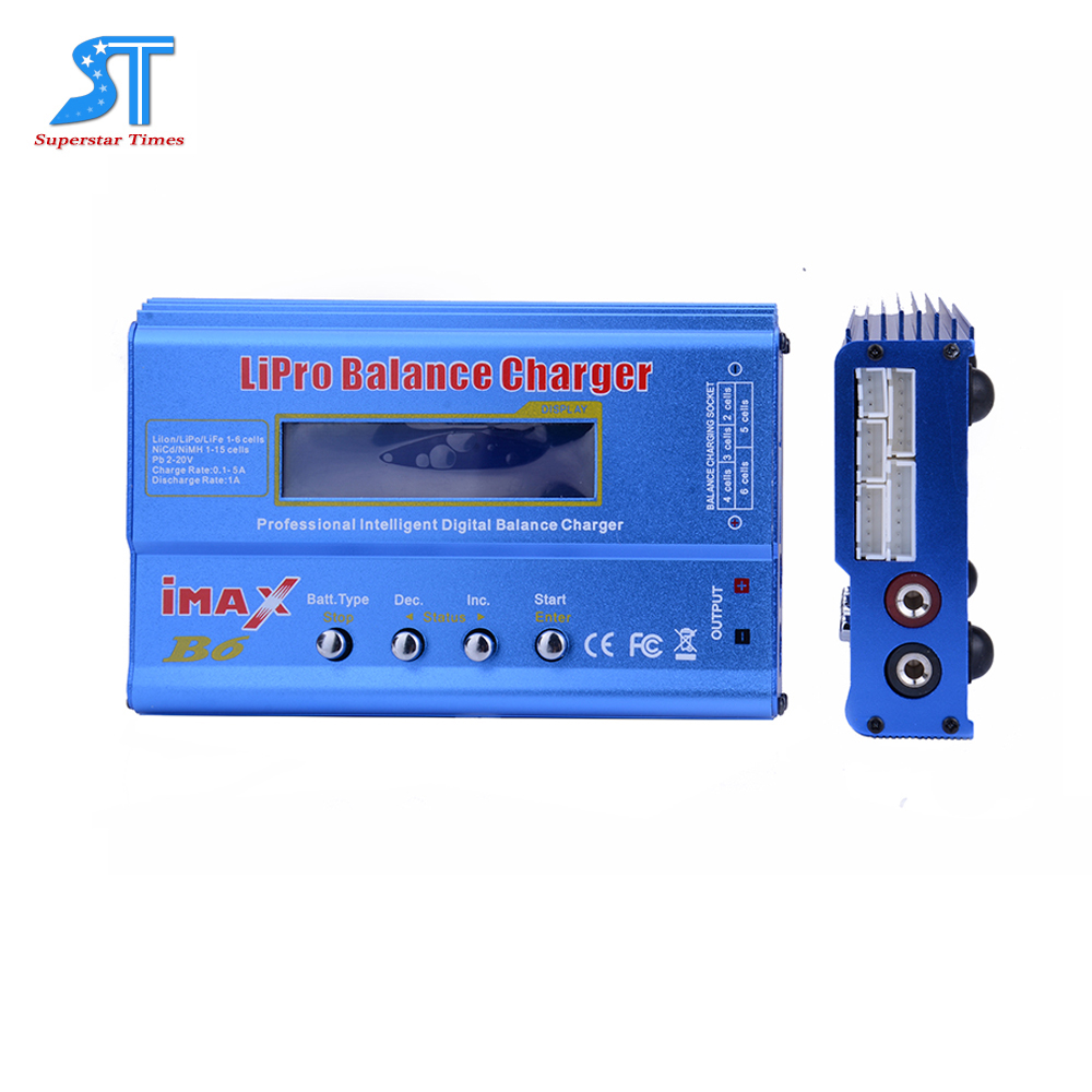 China The Imax Manufacturers And Suppliers On 80w B6 Digital Rc Lipo Nimh Battery Balance Charger