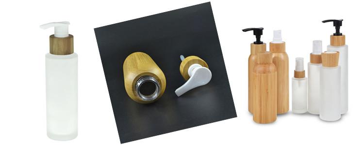 Botella de espuma de 30ml 50ml 100ml 150ml 200ml 250ml cosmética para mascotas dispensador de jabón líquido con botella de bomba de espuma