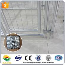 Alibaba iso 9004 or galvanized comfortable dog kennel buildings Huilong factory directly