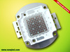 2013 Factory price!!! high brightness led chip 100w, high power led array uv 365nm