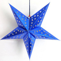 2014 Cheap Chinese Paper Star Lanterns Wholesale for sale