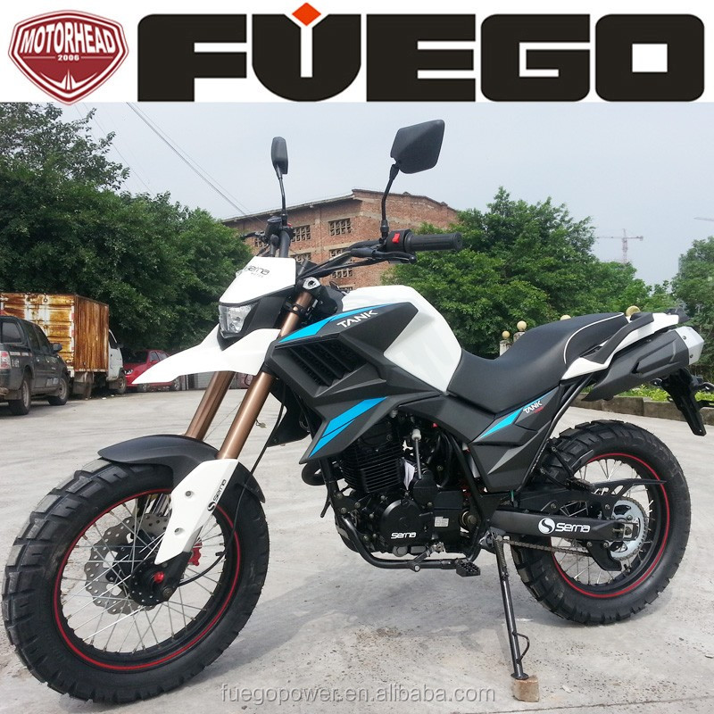 Tekken 250cc Crossover Off Road Urban Sports Motorcycle Loncin ...
