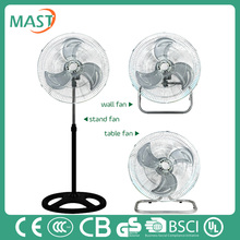 powerful floor 18 inch 3 in 1 stand fan with building and house