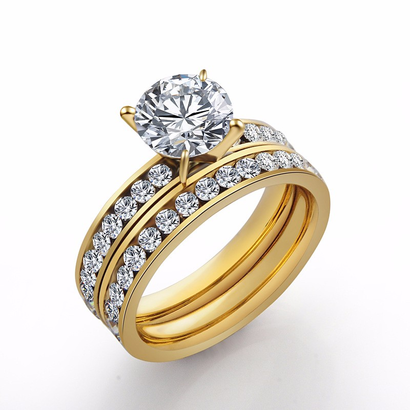 2016 Latest Designs Gold Wedding Engagement Cz Stone Ring. Glowing Rings. Dome Engagement Rings. Mother Pearl Engagement Rings. Different Metal Wedding Rings. Memphis Grizzlies Rings. Micro Pave Wedding Rings. Gym Rings. Modern Gold Wedding Rings