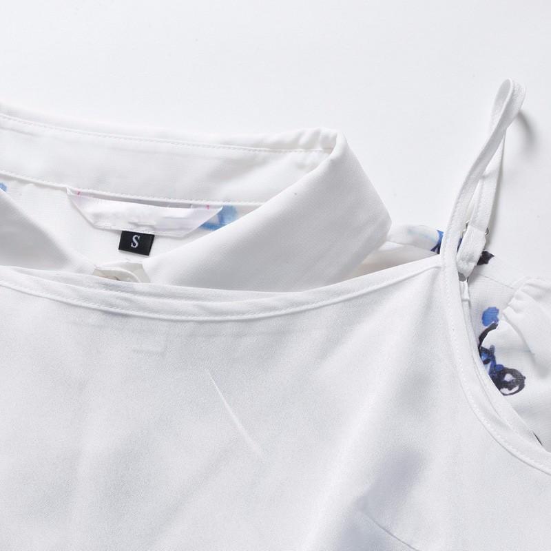 96cecd6ff27 latest long tops designs girls floral print women shirt blouse plus size  summer coat women clothing