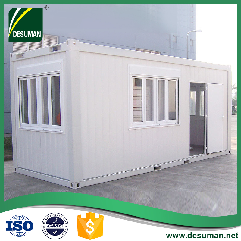 DESUMAN mobile bunk used insulated foldable prefabricated homes 40 ft office house container