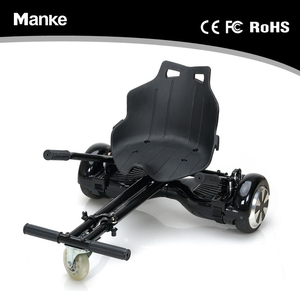 Quality scooter parts accessories parallel bars hoverkart seat frame for  self balancing gyroscooters