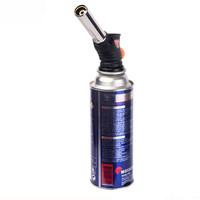 Portable automatic professional lighter propane gas welding torch lighter 508C