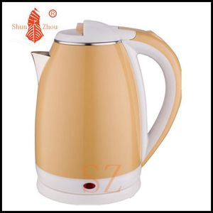 1.8 L powerful easy clean water boiler 220 V auto shuff-Off hotel electric kettle tray set