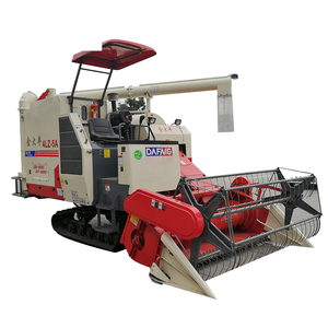 Small Rice Combine Harvester Philippines Paddy Harvester Price In India