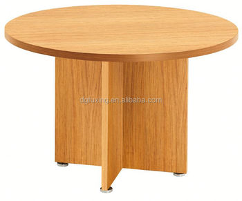 MDF Round Marble Top Dining Table Extendable Round Table