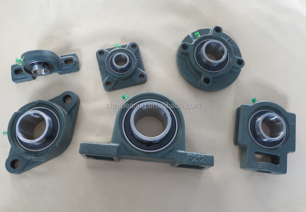 Agricultural Machinery Bearing Units F308 Uc308,Housing Pillow ...