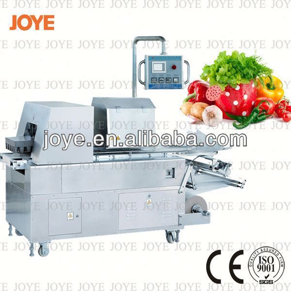 Super JY-620/850 Automatic Pillow Type Fresh Corn/Vegetable Packaging Machinery For Food For Good Performance