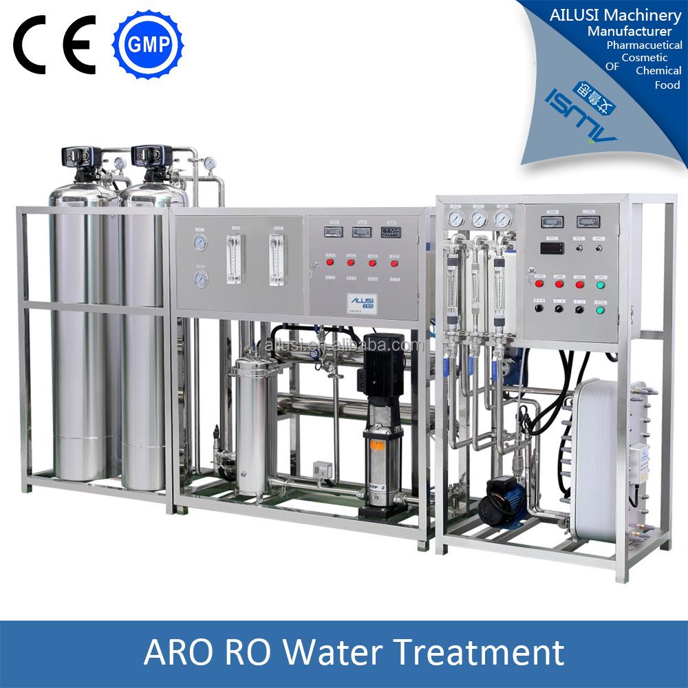 Aro- Industrial Reverse Osmosis Ro Water Purifier Plant Price ...