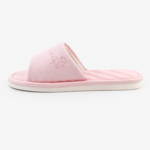Cotton high-elastic sponge breathable fashion ladies slippers