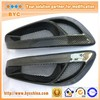 Car Carbon Fiber Fog Lamp Cover for Genesis Coupe, TM Type