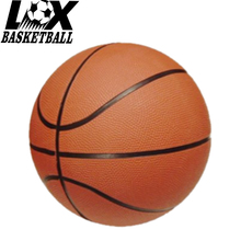 Wholesale kids or match rubber custom indoor outdoor basketball ball