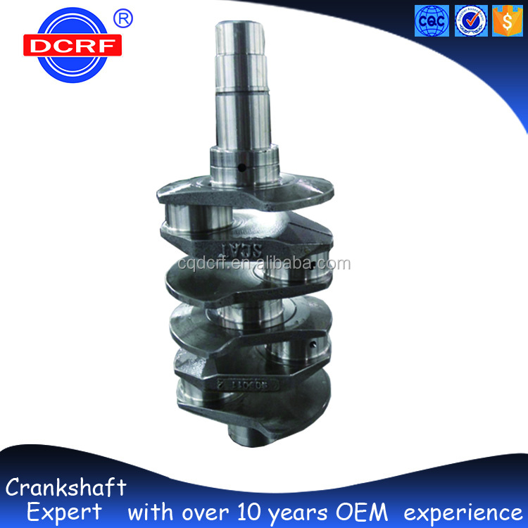 Competitive Price Engine Parts Crankshaft for VW Crankshaft