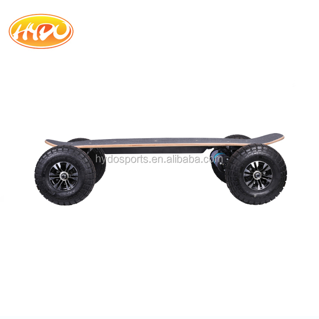 Reliable adult electric motorized powered skateboard with high performance