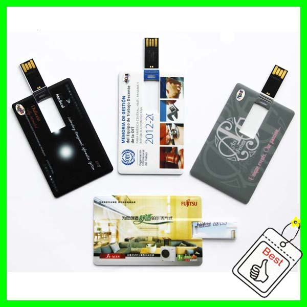 Easy Sell Items Wafer USB Flash Drive