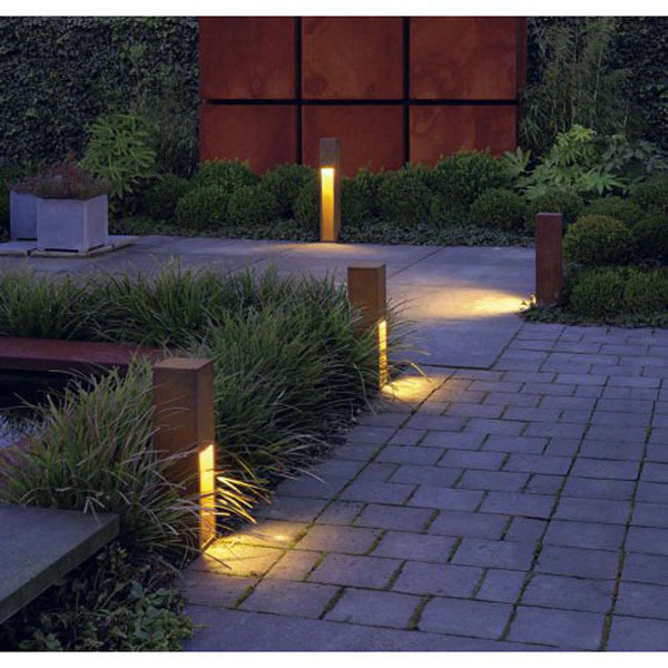 Electric Garden Path Lights 3w 12v Led Path Paving Light For