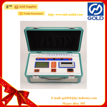 Top-rated Ground Network Earth Resistance Tester / Earth Insulation Resistance Meter (GDDW-III)