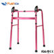 Foldable rollator disabled old people stair climbing walker for eldlerly