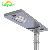 20w 30w 40w 50w 60w waterproof ip65 outdoor integrated all in one led solar street lights price