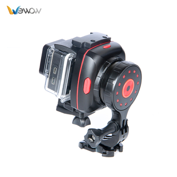Amazing video accessory! Wewow consume electronics small camera crane 1 axis gimbal