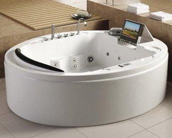 Vasca Da Bagno Mini : Mini formato 1 persone interne acrilico di goccia in vasca da bagno