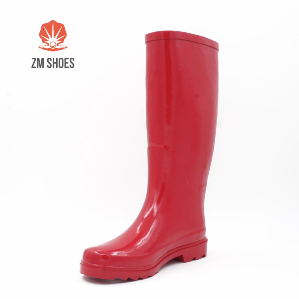 Perfect U0026quot;KAMIKSu0026quot; VERY NICE Red Rain Boots - Womenu0026#39;s Size 6   EBay