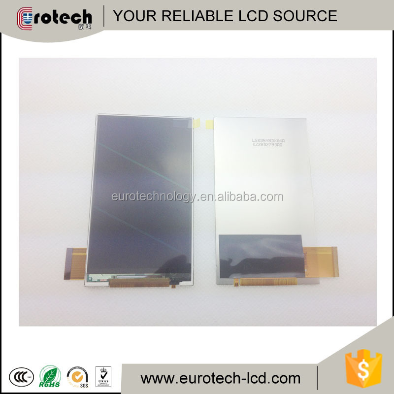 3.5inch TFT LCD LS035Y8DX04A for Projector