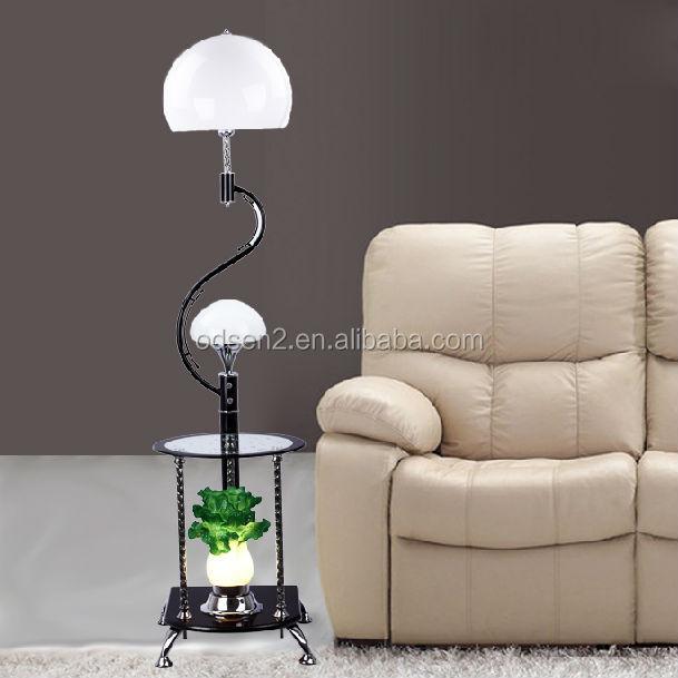 Excellent Home Rattan Wicker Floor Lamps