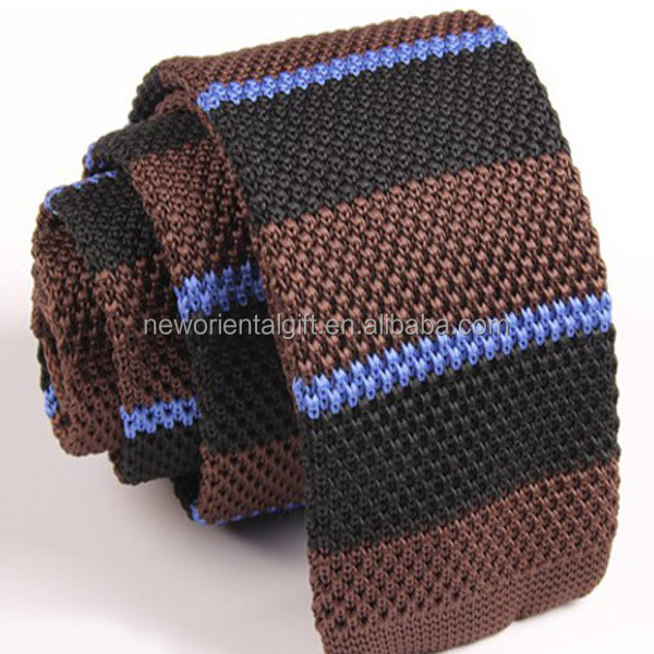 Knitted ties for men , fashion skinny ties , knitted ties