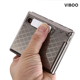 recharge windproof metal cigarette case lighter
