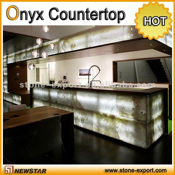 newstar beleuchtet onyx marmor fliesen preise onyx arbeitsplatte marble produkt id 667550978. Black Bedroom Furniture Sets. Home Design Ideas
